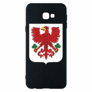 Phone case for Samsung J4 Plus 2018 Gorzow Wielkopolski coat of arms