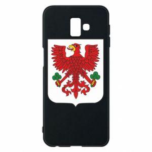 Etui na Samsung J6 Plus 2018 Gorzów Wielkopolski herb