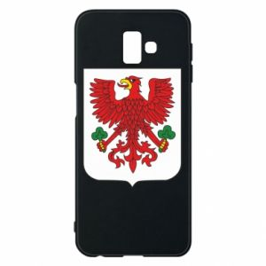 Phone case for Samsung J6 Plus 2018 Gorzow Wielkopolski coat of arms