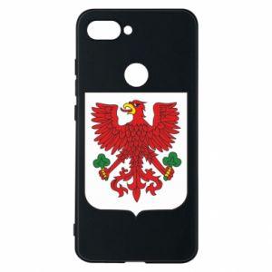 Phone case for Xiaomi Mi8 Lite Gorzow Wielkopolski coat of arms