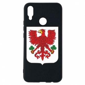 Phone case for Huawei P Smart Plus Gorzow Wielkopolski coat of arms