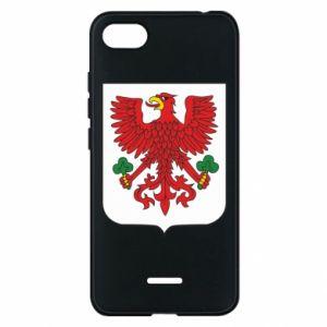 Phone case for Xiaomi Redmi 6A Gorzow Wielkopolski coat of arms