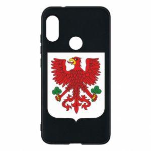 Phone case for Mi A2 Lite Gorzow Wielkopolski coat of arms