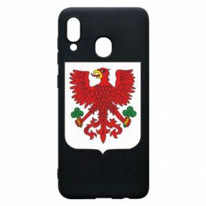 Etui na Samsung A20 Gorzów Wielkopolski herb