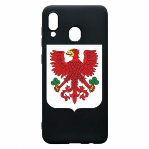 Etui na Samsung A30 Gorzów Wielkopolski herb