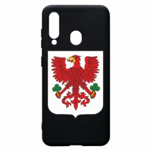 Phone case for Samsung A60 Gorzow Wielkopolski coat of arms