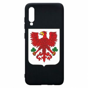 Phone case for Samsung A70 Gorzow Wielkopolski coat of arms