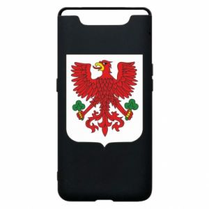 Phone case for Samsung A80 Gorzow Wielkopolski coat of arms