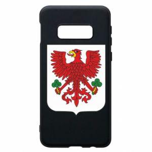 Phone case for Samsung S10e Gorzow Wielkopolski coat of arms