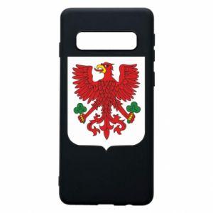 Phone case for Samsung S10 Gorzow Wielkopolski coat of arms