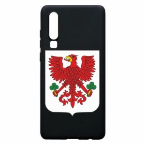 Phone case for Huawei P30 Gorzow Wielkopolski coat of arms