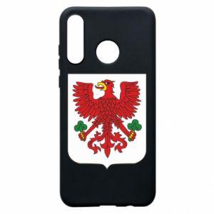 Phone case for Huawei P30 Lite Gorzow Wielkopolski coat of arms
