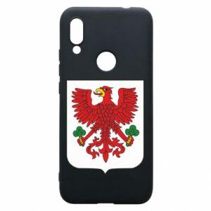 Phone case for Xiaomi Redmi 7 Gorzow Wielkopolski coat of arms