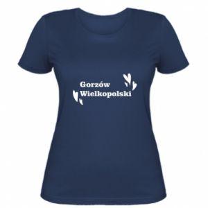 Damska koszulka Gorzów Wielkopolski