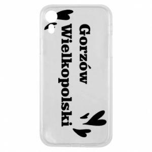Etui na iPhone XR Gorzów Wielkopolski