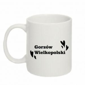 Kubek 330ml Gorzów Wielkopolski