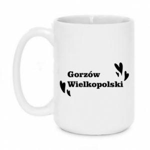Kubek 450ml Gorzów Wielkopolski