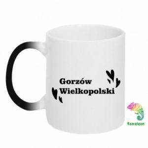 Kubek-kameleon Gorzów Wielkopolski
