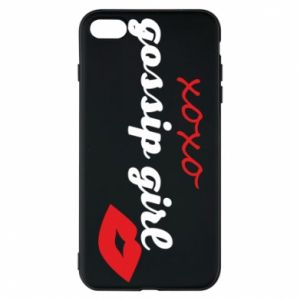 Etui na iPhone 7 Plus Gossip girl