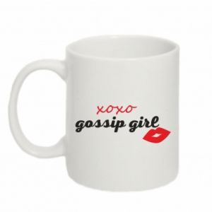 Kubek 330ml Gossip girl