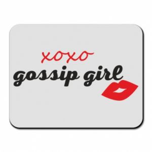 Podkładka pod mysz Gossip girl