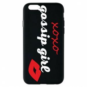 Etui na iPhone 6/6S Gossip girl
