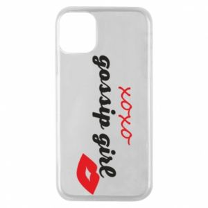 Etui na iPhone 11 Pro Gossip girl