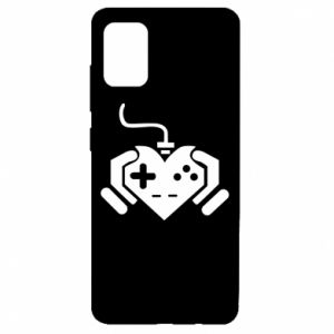 Samsung A51 Case Game