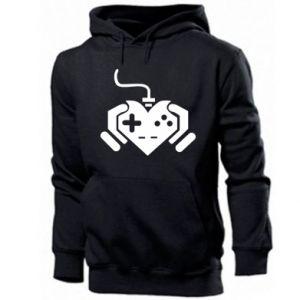 Men's hoodie Game