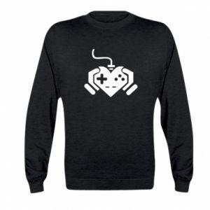 Kid's sweatshirt Game