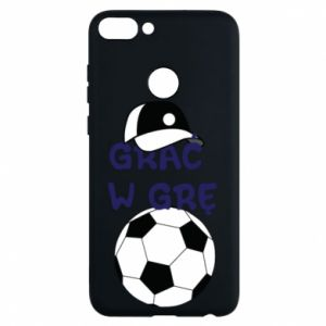 Phone case for Huawei P Smart Play a game