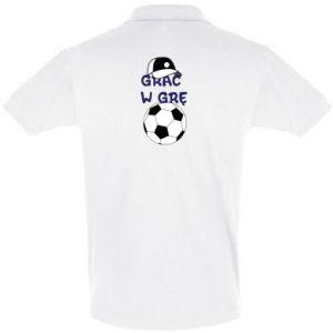 Koszulka Polo Grać w grę