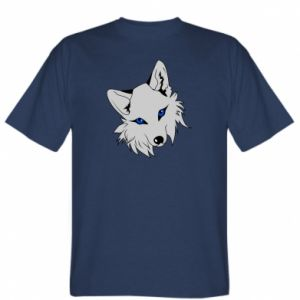 Koszulka Gray fox - PrintSalon