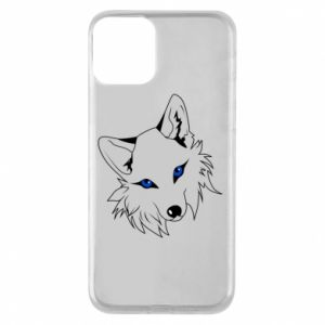 Phone case for iPhone 11 Gray fox