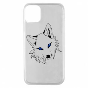 Phone case for iPhone 11 Pro Gray fox