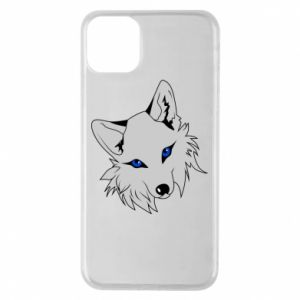 Phone case for iPhone 11 Pro Max Gray fox