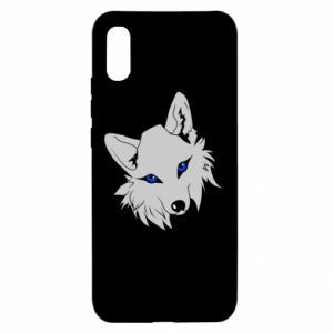 Etui na Xiaomi Redmi 9a Gray fox