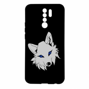 Etui na Xiaomi Redmi 9 Gray fox