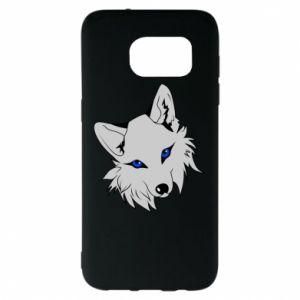 Etui na Samsung S7 EDGE Gray fox
