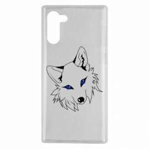 Etui na Samsung Note 10 Gray fox