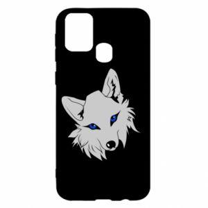 Etui na Samsung M31 Gray fox