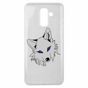 Etui na Samsung J8 2018 Gray fox