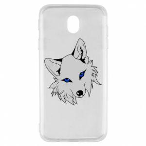 Etui na Samsung J7 2017 Gray fox