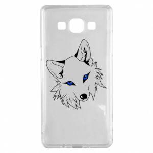 Etui na Samsung A5 2015 Gray fox