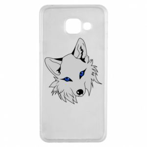 Etui na Samsung A3 2016 Gray fox
