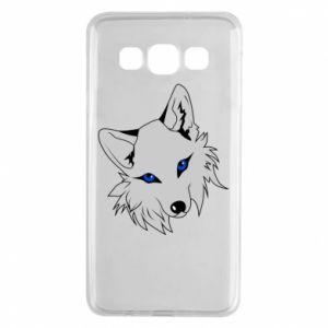 Etui na Samsung A3 2015 Gray fox