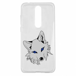 Etui na Nokia 5.1 Plus Gray fox