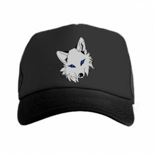 Czapka trucker Gray fox - PrintSalon