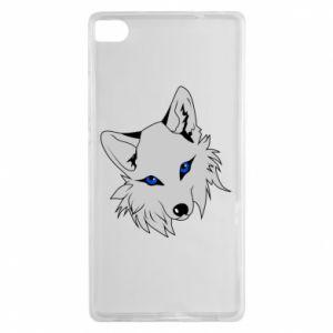 Etui na Huawei P8 Gray fox