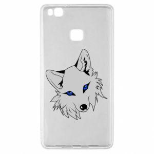 Etui na Huawei P9 Lite Gray fox